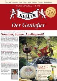 Juni 2008 2008_06_geniesser_keller.pdf - 3 MB - Metzgerei Keller