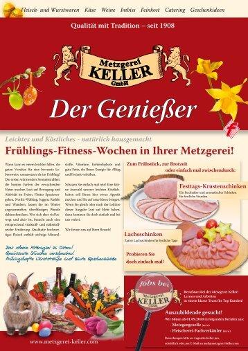 Februar 2010 2010_02_geniesser_keller.pdf - Metzgerei Keller