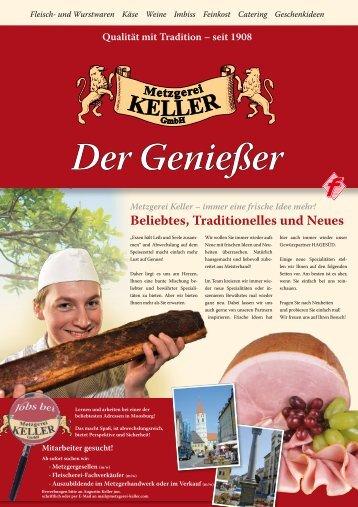 Juni 2010 2010_06_geniesser_keller.pdf - Metzgerei Keller