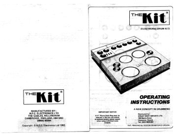 MPC The Kit Owners Manual.pdf - Fdiskc