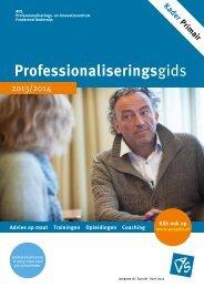 Professionaliseringsgids 2013-2014 - Avs
