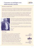 Cursussen en trainingen voor - MKB Cursus & Training - Page 3