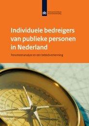 Individuele bedreigers van publieke personen in Nederland