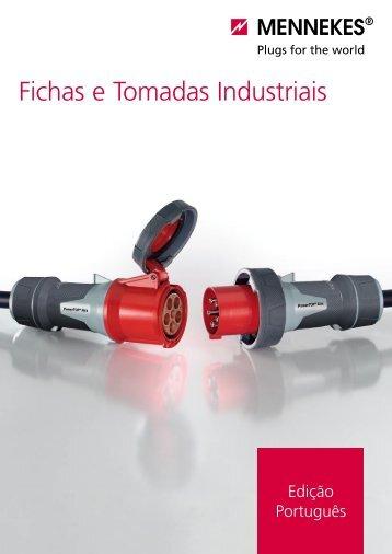 Fichas e Tomadas Industriais - Mennekes