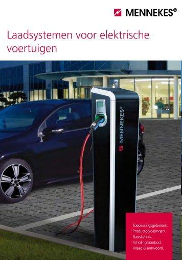 Laadsystemen voor elektrische voertuigen - Mennekes
