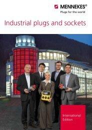 Industrial plugs and sockets - Mennekes