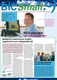 bicsmail3 - Bureau Telematica Binnenvaart
