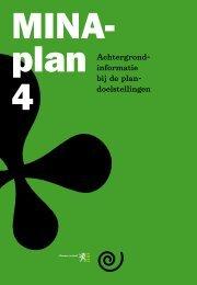 Achtergrond- informatie bij de plan- doelstellingen - LNE.be