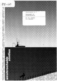 Scheepvaart op de Westerschelde - Vlaams Instituut voor de Zee