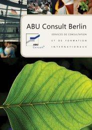 ABU Consult Berlin Gmbh