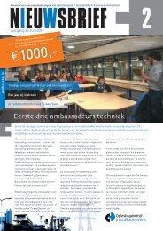 nieuwsbrief juni 2012 - Installatiewerk Nederland