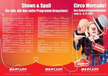 16 Jahre Flyer Programm.indd - Mercado