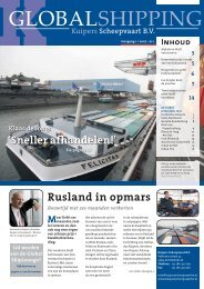 Global Shipping - tachet.NL
