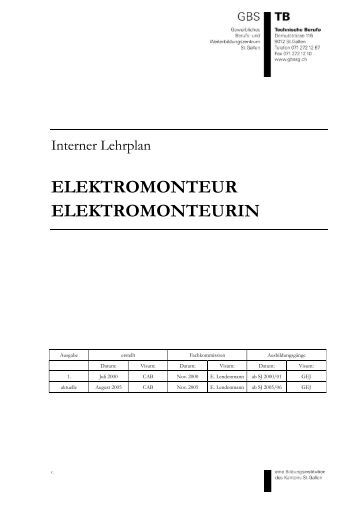 ELEKTROMONTEUR ELEKTROMONTEURIN