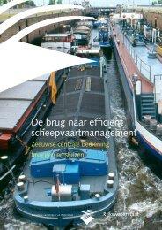 De brug naar efficiënt scheepvaartmanagement - WV Brouwershaven