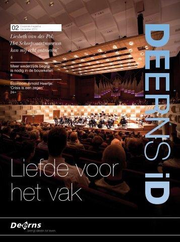 Liesbeth van der Pol: 'Het Scheepvaart museum kan mij ... - Deerns