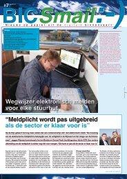 Nederlandse versie - Bureau Telematica Binnenvaart