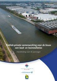 handleiding aanvrager - Promotie Binnenvaart Vlaanderen