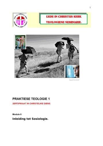 PRAKTIESE TEOLOGIE 1