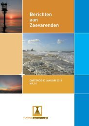pdf, nieuw venster - Vlaamse Hydrografie