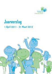 Kliek hier om ons Jaarverslag 2011/12 in Afrikaans af te laai