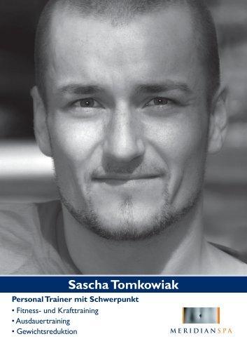 Sascha Tomkowiak - MeridianSpa