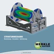 STRUKTURMECHANIK - Merkle & Partner