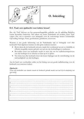 014_Cursus taal eerste jaar BASO.pdf - Over deze website
