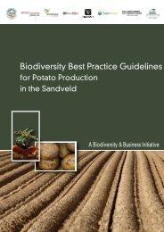 Biodiversity Best Practice Guidelines - Conservation International