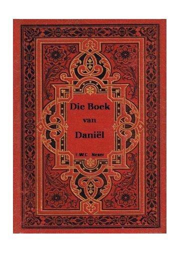 Die boek van Daniel pdf - Ecclesia