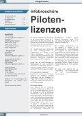 Übersicht Lizenzen - Erstellt von der AOPA - MGflyers - Seite 2