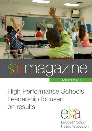 Magazine - ESHA