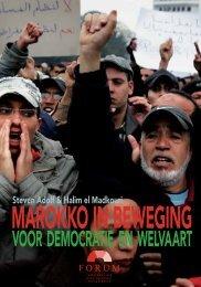 Marokko in beweging voor democratie en welvaart - Forum, Instituut ...