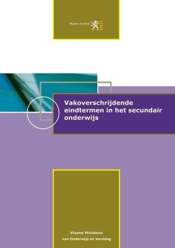 wetenschappelijk onderzoek - VVKSO - ICT-coördinatoren