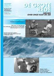 nieuws over onze kust en zee de grote rede de grote rede