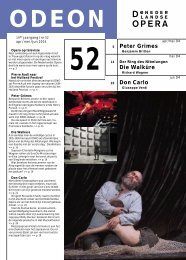 Odeon 52 5de proef - De Nederlandse Opera