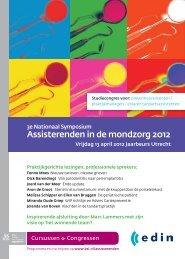 PDF info - BSL Cursussen & Congressen