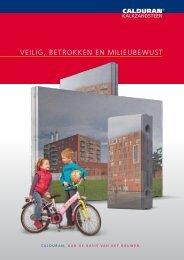 MVO rapport - Calduran Kalkzandsteen BV