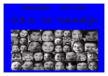 schoolkalender 2010-2011 - Primair Openbaar Onderwijs Lochem