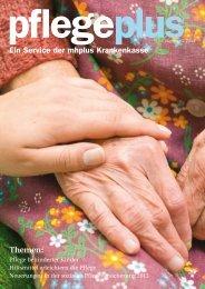 mhplus Krankenkasse: pflegeplus 02-2012