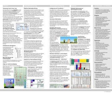 mh-EN12831 mh-HkCALC Effizient Heizlastberechnung Flexibel ...