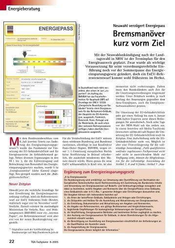 Energieberatung Mit - mh-software GmbH