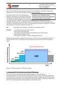 Kosteneinsparung durch Optimierung des Planungsablaufes - Page 2