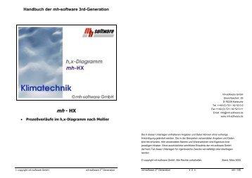 mh - HX - mh-software GmbH