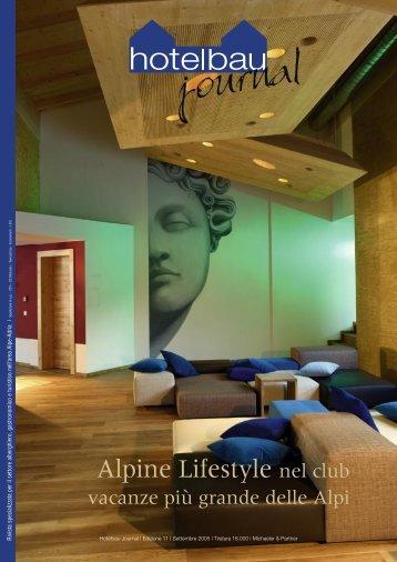 Hotelbau Journal 11 0905 IT.indd - Michaeler & Partner