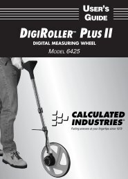 DIGIROLLER™ PLUS II