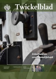 Twickelblad winter 2012