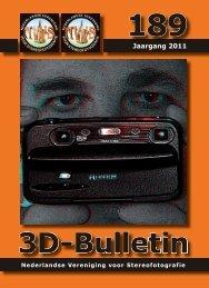 3DB 189 - Nederlandse Vereniging Voor Stereofotografie