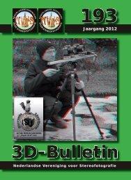 3DB 193 - Nederlandse Vereniging Voor Stereofotografie