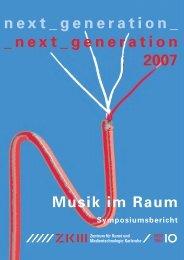 next_generation_ _next_generation 2007 - ZKM